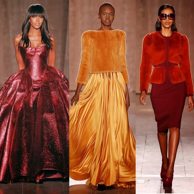 new york fashion week, naomi campbell